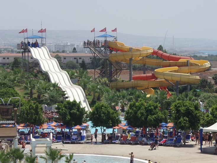 аквапарк в айя напе: