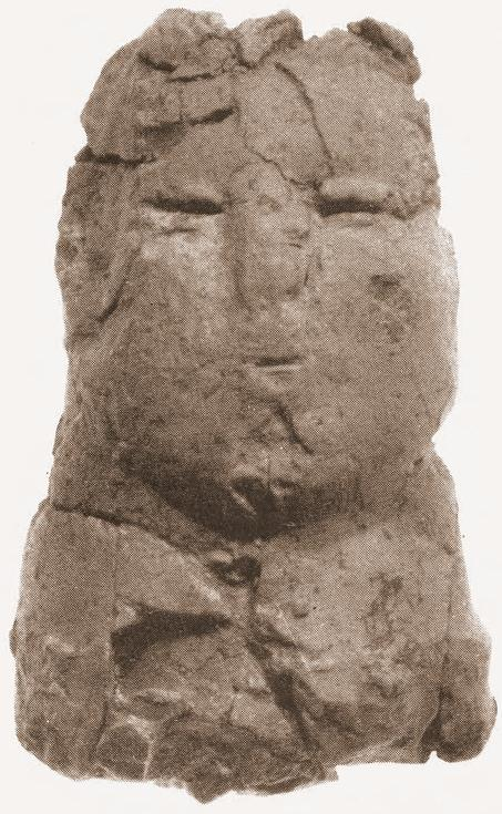 На Кипре найдена древнейшая статуэтка человека