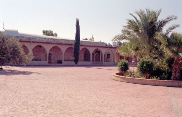 Holy Monastery of St Nicholas of the Cats, Limassol, Cyprus
