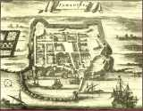Map of Famagusta year 1703