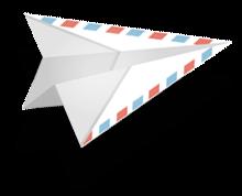 Летающее письмо