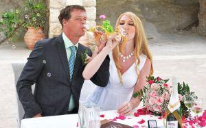 Wedding of Olga and Marc