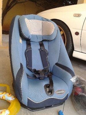 Photos car seat rental