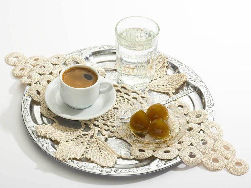 Кипрское традиционное варенье - Глико ту куталью
