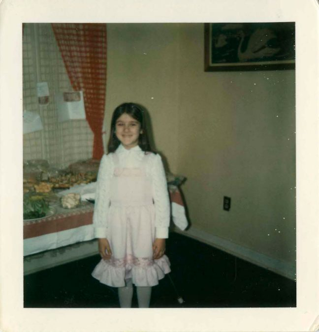 Селин Дион 1976 год
