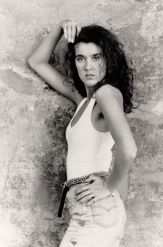 Селин Дион 1990 год