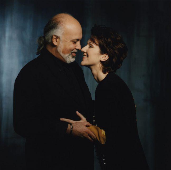Селин Дион и Рене 1993-1994