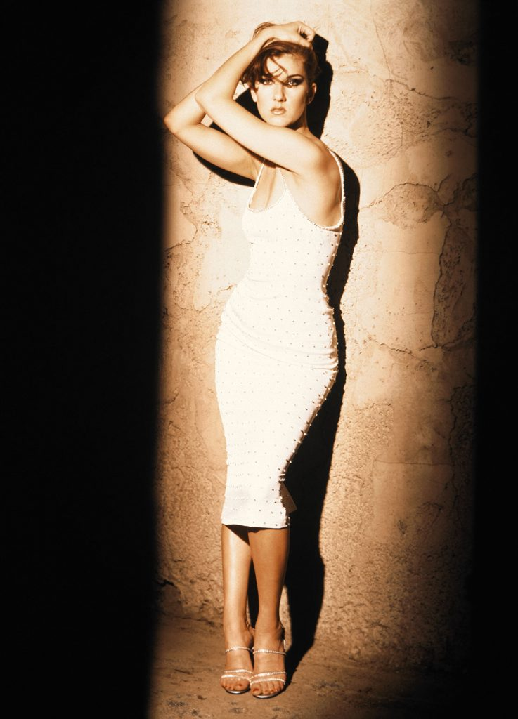 Селин Дион 1995 год
