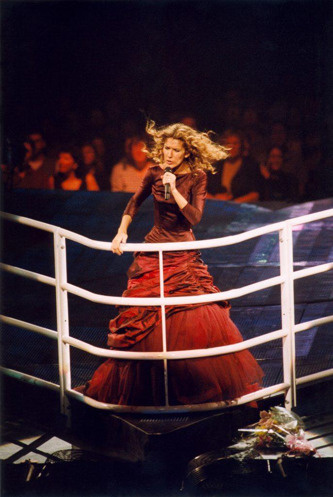 Селин Дион 1997 Титаник