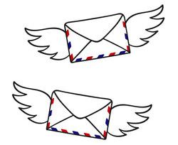 Летающие конверты