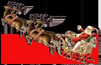 Дед Мороз на Кипре