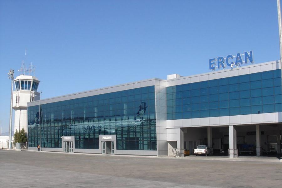 Аэропорт Эркан, Эрджан