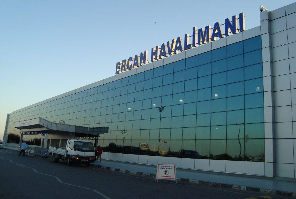 Аэропорт Эркан Эрджан