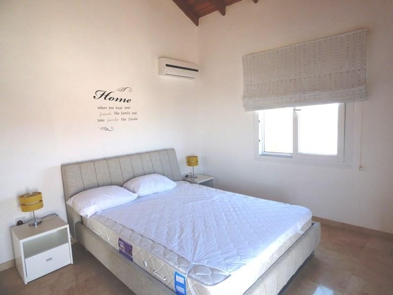 аренда дома северный Кипр спальня
