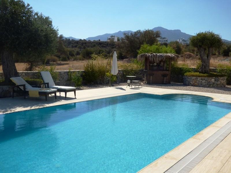 аренда дома северный Кипр бассейн