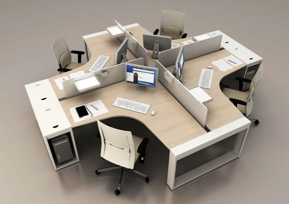 Коворкинг аренда офиса в Лимассоле, планировка офиса 2