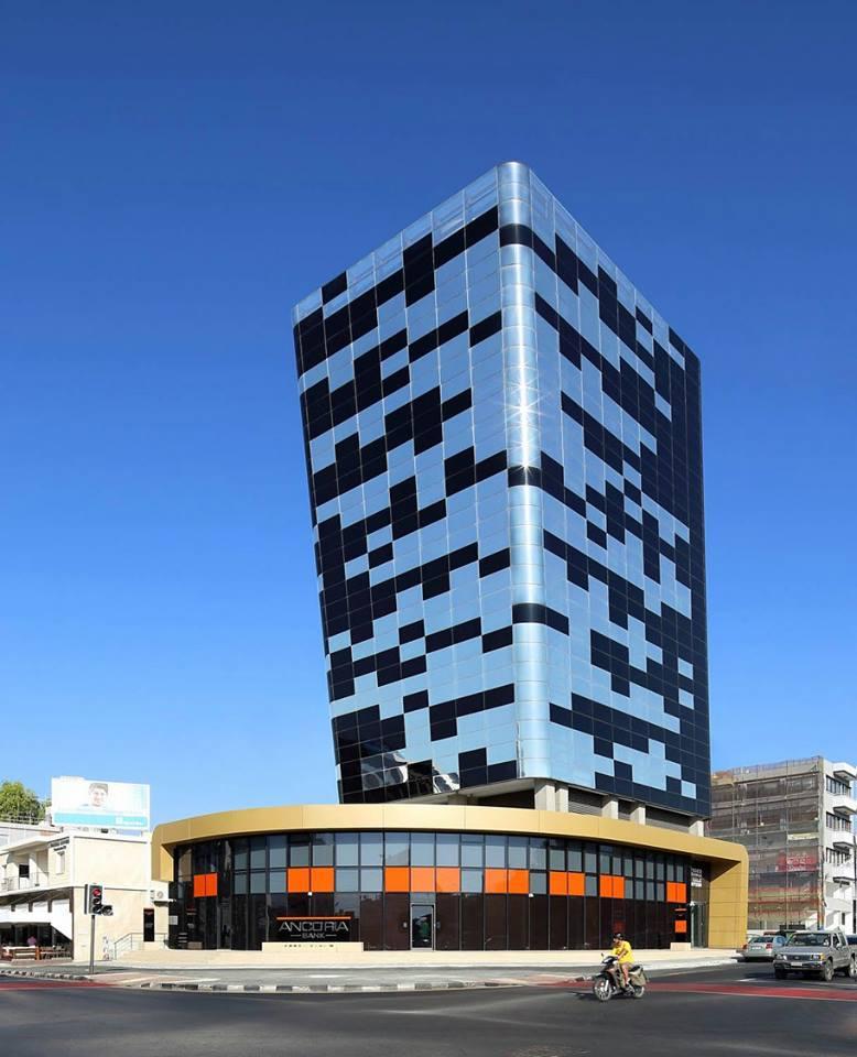 офис в аренду Макариу 151 здание, в котором находится офис
