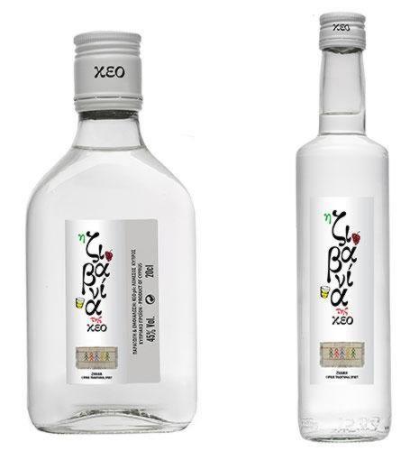 Зивания кипрская водка Zivania KEO