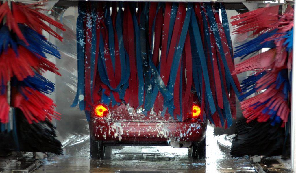Автомойка - Car Wash Service в аэропорту Ларнака