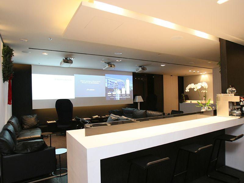 Lounge Aegean бизнес-класса в аэропорту Ларнака