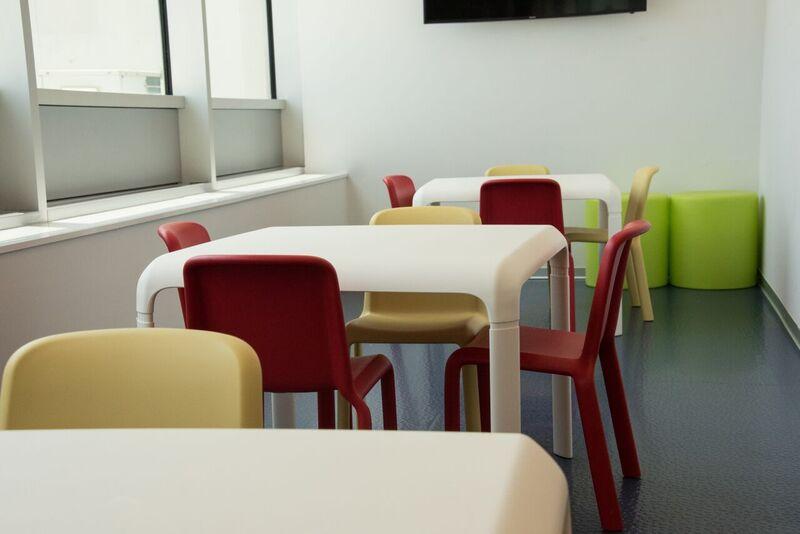 Детская комната Lounge Aspire бизнес-класса в аэропорту Ларнака