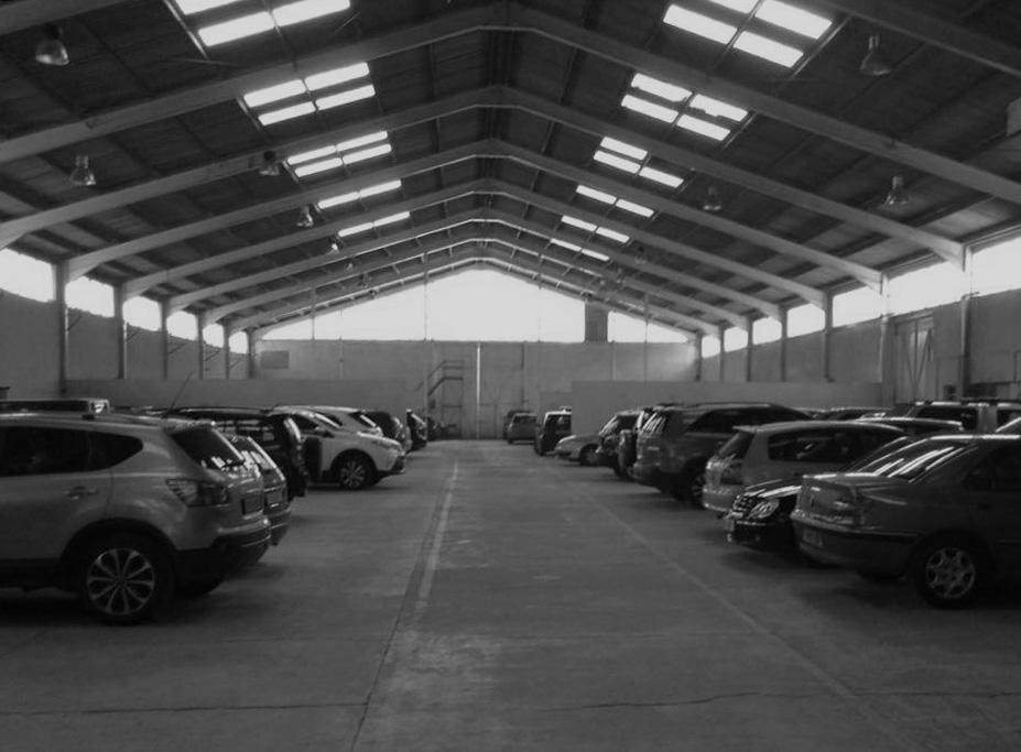 Охраняемая парковка - Secure parking в аэропорту Ларнака
