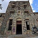 Заброшенный замок с призраками Отель Беренгария Троодос Кипр