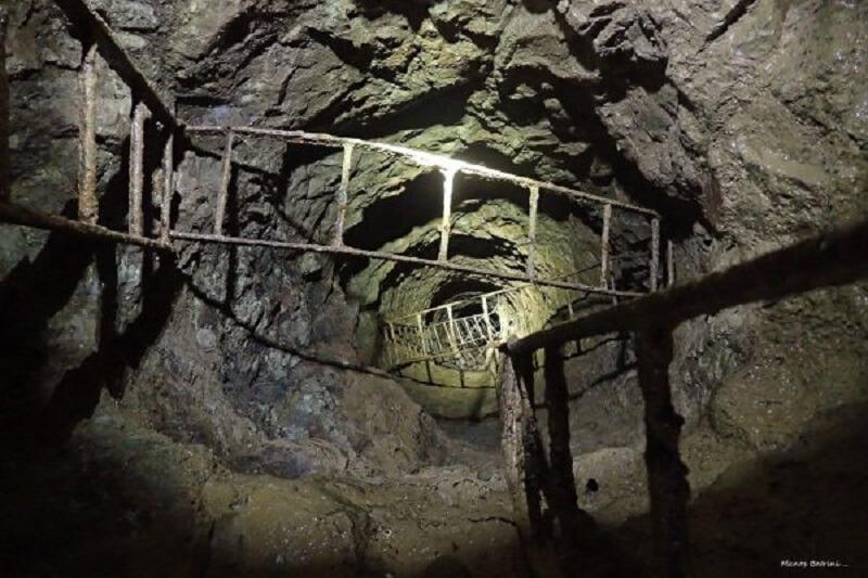 Колодцы в туннеле