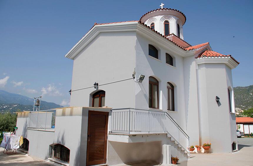 Часовни Христоса Кипуроса в Тримиклини