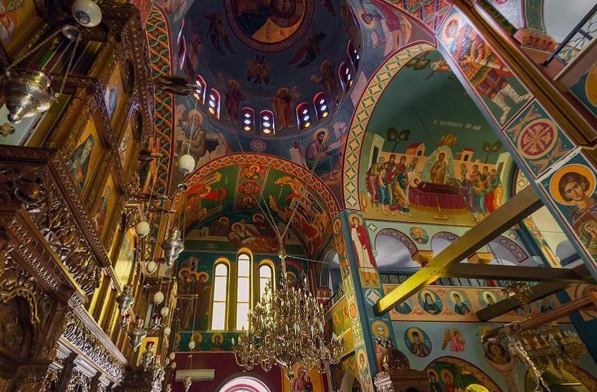 Церковь Святой Элеусы