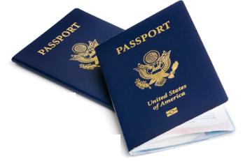Паспорт-книжка гражданина США