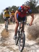 cycling in the Troodos Cyprus